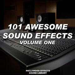 101 Awesome Sound Effects, Vol. 1