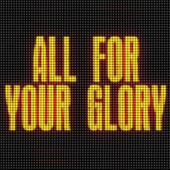 All for Your Glory (Live)