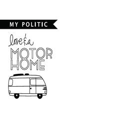 Love & a Motor Home