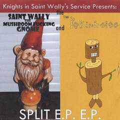 The Saint Wally the Mushroom Fucking Gnome and the Pokinholes (Knights in Saint Wally's Service Presents)