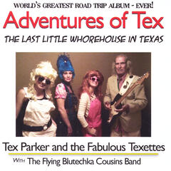 Adventures of Tex (feat. The Flying Blutechka Cousins Band)
