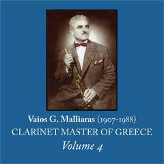 Clarinet Master of Greece, Vol. 4 (1907-1988)
