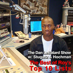 The Best of Roy's Top 10 Lists (feat. Stugotz & Hochman)