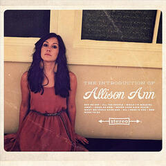 The Introduction of Allison Ann