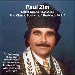 Cantorial Classics: The Classic Sounds of Shabbat, Vol. 1