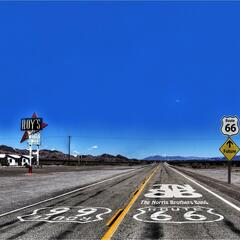 Ride On Route 66