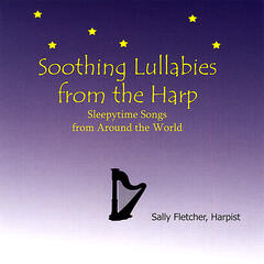 Soothing Lullabies from the Harp