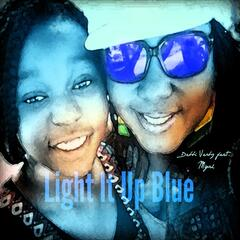 Light It Up Blue (feat. Miyah)
