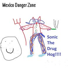 Mexico Danger Zone