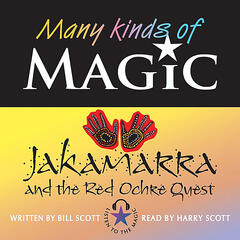 Jakamarra and the Red Ochre Quest