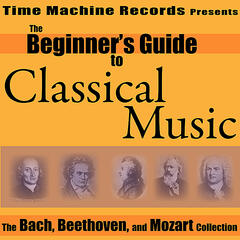 The Bach, Beethoven and Mozart Collection