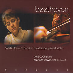 Beethoven Sonatas for Piano & Violin