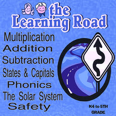 The Learning Road for Kids