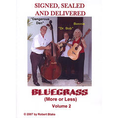 Bluegrass (More or Less) Volume Two