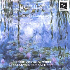 Faure / Ravel / Schubert / Four Hand Piano Works