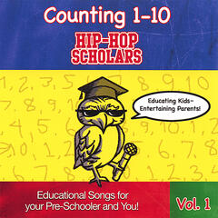 Hip Hop Scholars: Counting 1-10