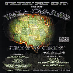 Big Game City To City Volume 3&4