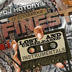 DJ Hotday Present Lost & Unreleased Instrumentals