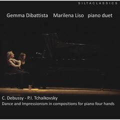 Dance and Impressionism in Compositions for Piano Four Hands