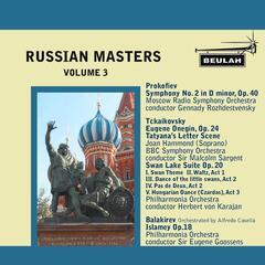 Russian Masters, Vol. 3