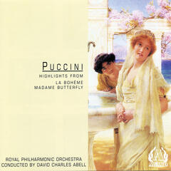 Puccini - Highlights From La Boheme And Madame Butterfly