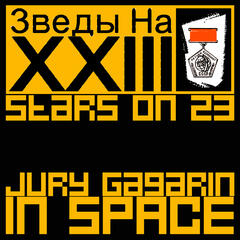 Jury Gagarin In Space