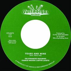 Yours and Mine - Single