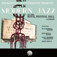 Modern Jazz At The Royal Festival Hall, London