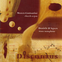 Discantus: Church organ and Tenor Saxophone