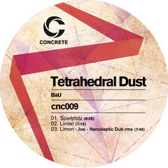 Tetrahedral Dust