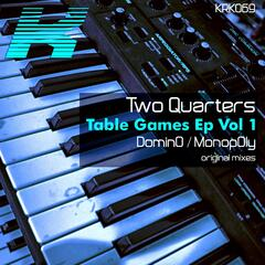 Table Games EP, Vol. 1