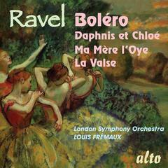 RAVEL: Boléro & Favourites
