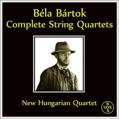 Bartok: The 6 String Quartets (Complete) [Vox Reissue]