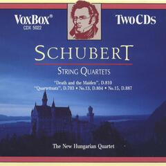 Schubert: String Quartets Nos. 12 - 15