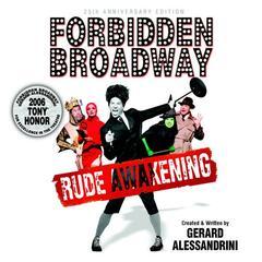 Forbidden Broadway - 25th Anniversary