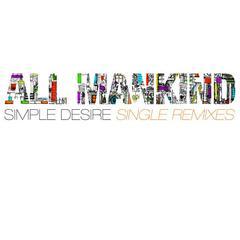 Simple Desire Single Remixes