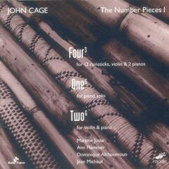 The Complete John Cage Edition Volume 12: The Number Pieces 1