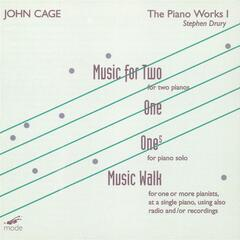 The Complete John Cage Edition Volume 13: The Piano Works 1
