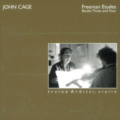 The Complete John Cage Edition Volume 9: The Complete Music for Violin, Volume 2: Freeman Etudes, Books 3 & 4