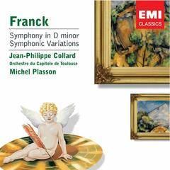 Franck: Symphony in D minor; Variations Symphonique