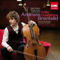 Debut: Andreas Brantelid