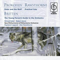 Prokofiev: Peter and the Wolf . Rawsthorne: Practical Cats etc