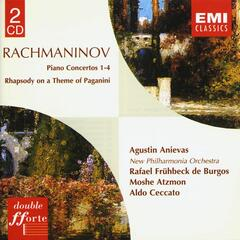 Rachmaninov Piano Concertos, etc