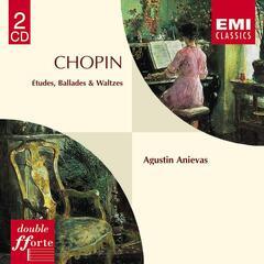 Chopin: Etudes, Ballades & Waltzes