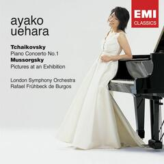 Tchaikovsky: Piano Concerto No. 1/Mussorgsky: Pictures At An Exhibition