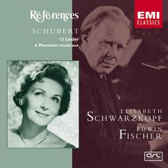 Schubert: Lieder & 6 Moments Musicaux