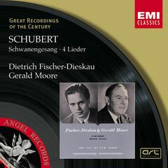 Great Recordings of the Century - Schubert: Schwanengesang