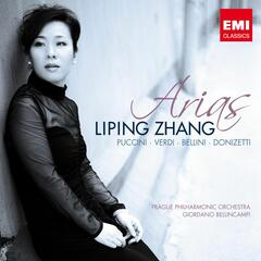 Liping Zhang: Vocal Recital
