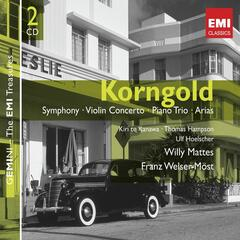 Korngold: Orchestral Works & 2 Arias etc.