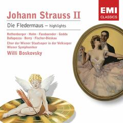 Strauss: Die Fledermaus - Highlights